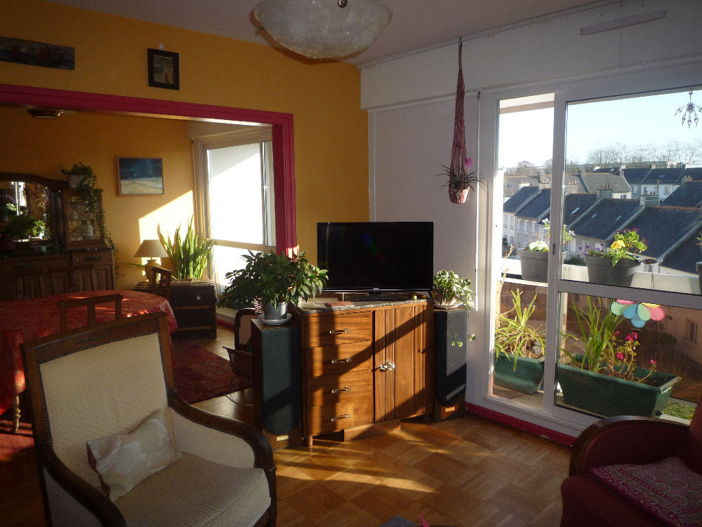 Appartement  T 4 prox. FACS KERGOAT à BREST
