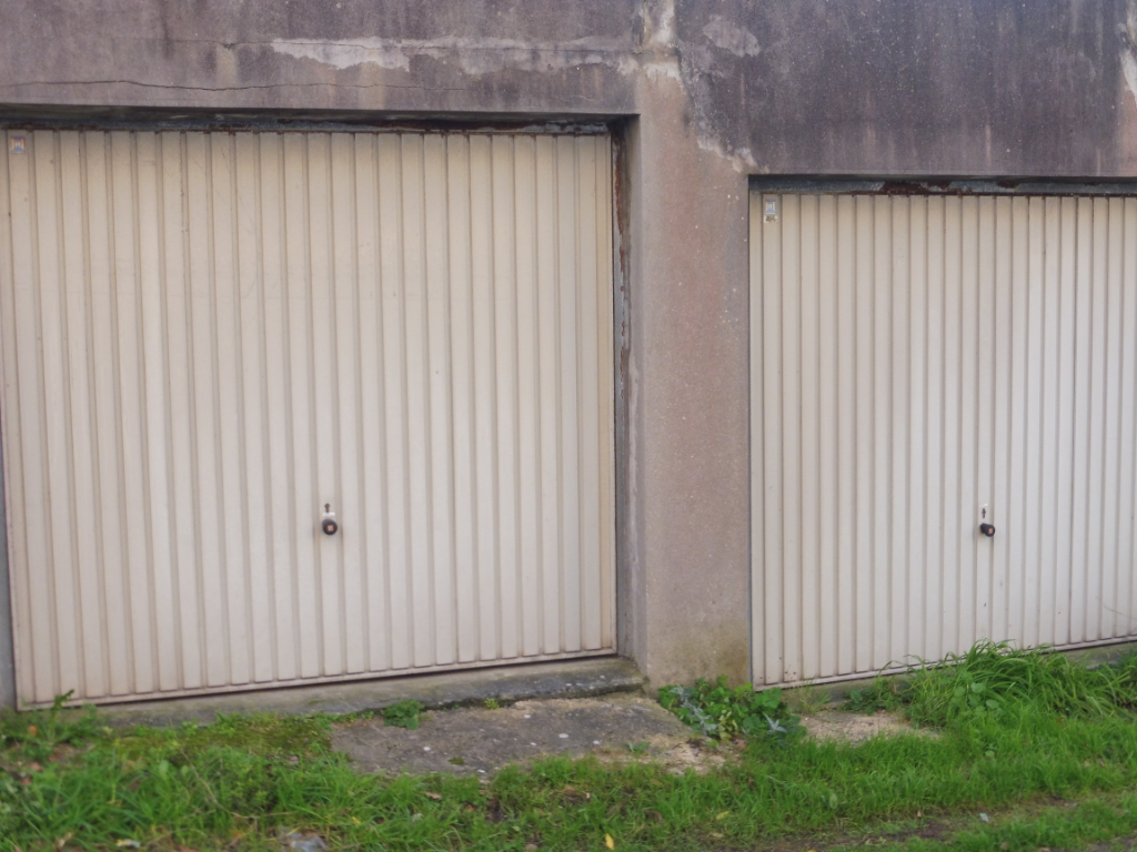 GARAGE double secteur Forestou à BREST